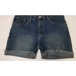 Old Navy Outlet Stretch Distressed Jeans Shorts, 8